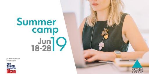 WoT Summer Camp 2019