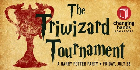 Harry Potter Party at Changing Hands Phoenix (FRIDAY, JULY 26, 2019) tickets