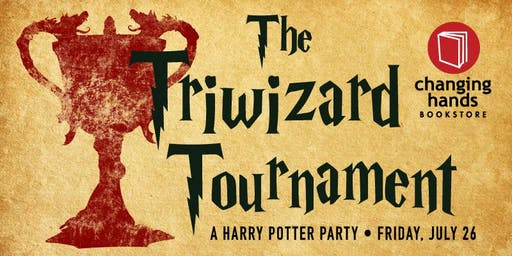 Harry Potter Party at Changing Hands Phoenix (FRIDAY, JULY 26, 2019)