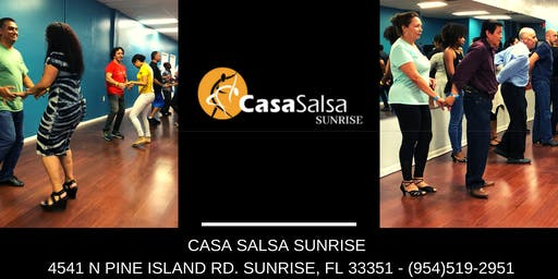 Casa Salsa Sunrise Salsa Classes