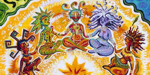 Community Tantra Retreat- Activate the Tribe!