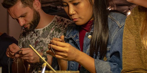 Dromedary Leathers - Leather Crafting Workshop (June 28)