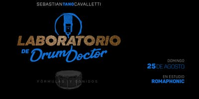 LABORATORIO DE DRUM DOCTOR