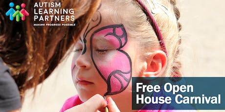 Free Family Carnival - Open House at Autism Learning Partners tickets