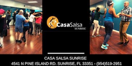 Casa Salsa Sunrise Bachata Classes tickets