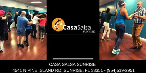 Casa Salsa Sunrise Bachata Classes