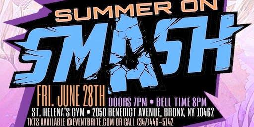 B.C.W. BriiCombination Wrestling Presents: Summer on Smash 3