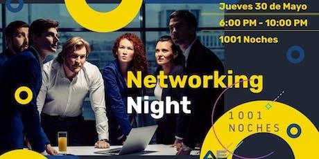 Networking Naght entradas