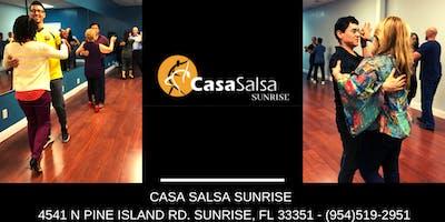 Casa Salsa Sunrise Tango Classes