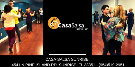 Casa Salsa Sunrise Tango Classes