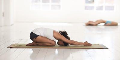 Monday Yoga Flow with Hot8Yoga + Saje Natural Wellness