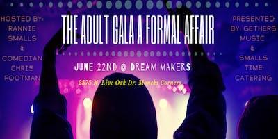 The ***** Gala A Formal Affair