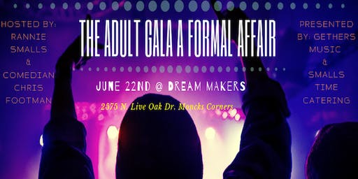 The Adult Gala A Formal Affair
