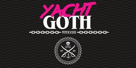 Dark Energy Presents: YACHT GOTH tickets
