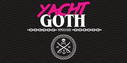 Dark Energy Presents: YACHT GOTH