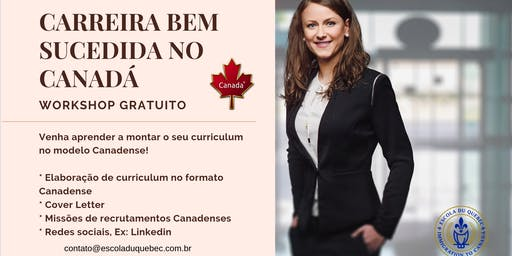 WORKSHOP GRATUITO