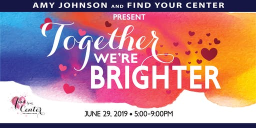 Together We're Brighter