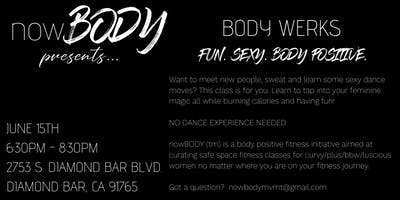 Body Werks - BODY POSITIVE TWERK WORKSHOP