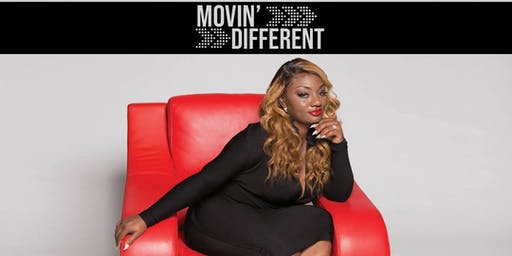 MOVIN'DIFFERENT: INTIMATE CONVERSATIONS WITH SHAREZA J WILKERSON (CHICAGO)