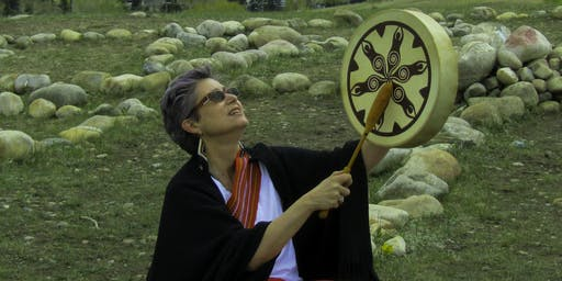Shamanic Drum Journey by Medicine Wheel