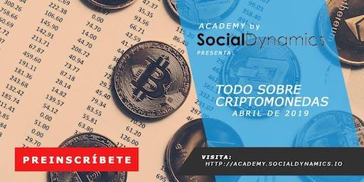 Curso: Criptomonedas para principiantes. Todo sobre #Bitcoin