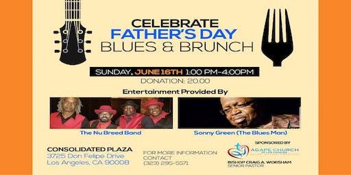 Father's Day: Blues & Brunch Celebration