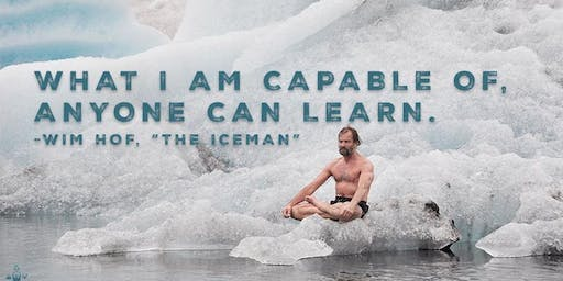 Wim Hof Method Fundamentals Workshop (Chicago)- September 14, 2019 by Jesse Coomer
