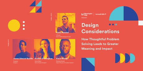 Design Considerations tickets