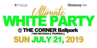 THE ULTIMATE WHITE PARTY