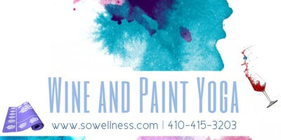 Wine N Paint Yoga: Design your own yoga mat