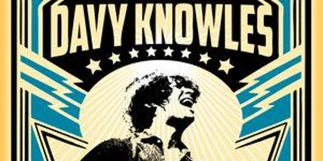 Davy Knowles with The Tom Euler Band  tickets