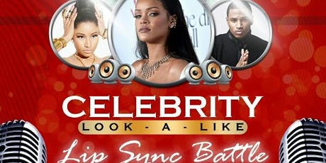 Celebrity Look Alike & Lip Sync Battle tickets