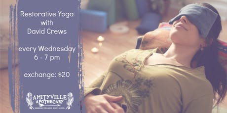 Restorative Yoga with David Crews tickets