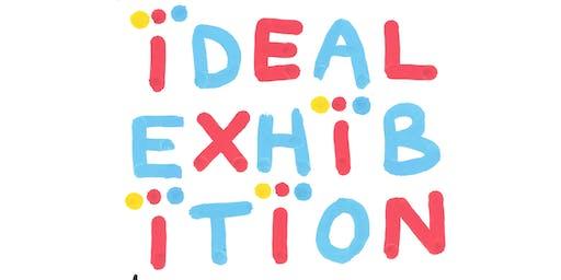 Hervé Tullet's Ideal Exhibition Educators Workshop