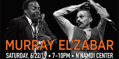 In the Spirit with Kahil El'Zabar and David Murray tickets