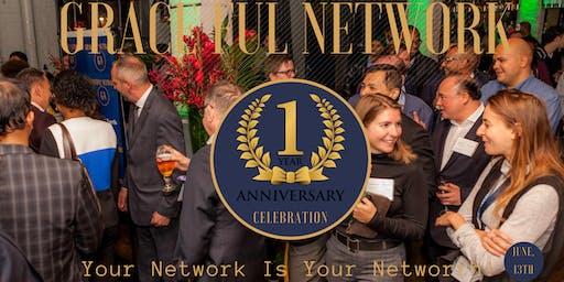 Graceful Network's 1st-Year-Anniversary Celebration
