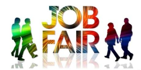 Queen City Job Fair tickets