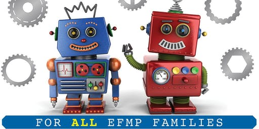 JBLM EFMP Robot Workshops