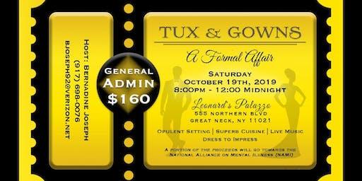 TUX & GOWNS