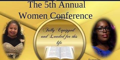 5th Annual Women's Retreat