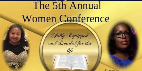 Daughters of Zion 5th Annual Women's Retreat  tickets