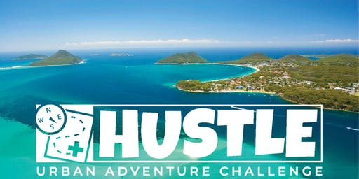Port Stephens Hustle - Urban Adventure Challenge