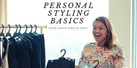 myTIA AUNTsome - CARES. Personal Styling Workshop. tickets