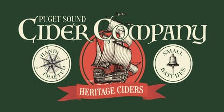 Puget Sound Cider Company Cider Release Party tickets