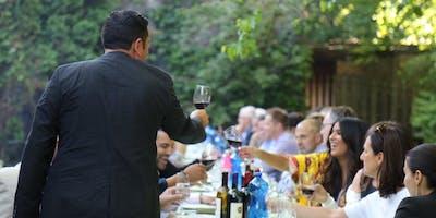 "Massimo Bruno's ""Al Fresco"" Outdoor Supper Club"