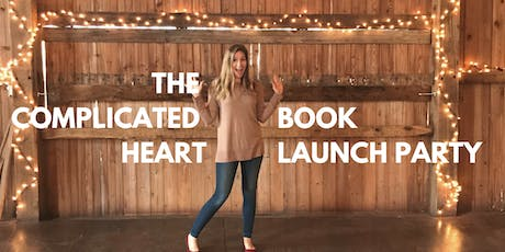 The Complicated Book Launch Party! tickets