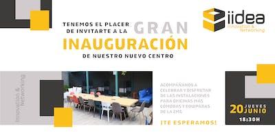 Inauguración Iidea innovation & networking