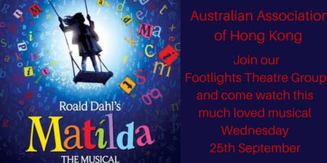 Footlights Theatre Group - Matilda the Musical  tickets
