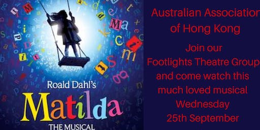 Footlights Theatre Group - Matilda the Musical