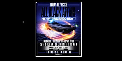 All Black Affair Hip-Hop vs AfroBeat